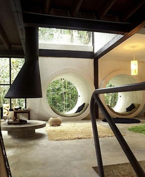 Ejemplos ventanas redondas 6