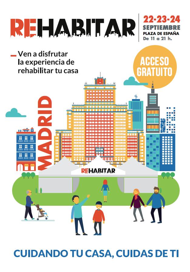 REHABILITAR MADRID 2017