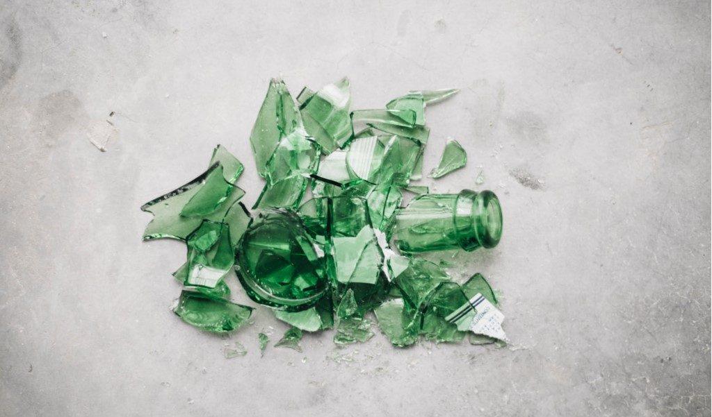 Reciclar el cristal de la ventana