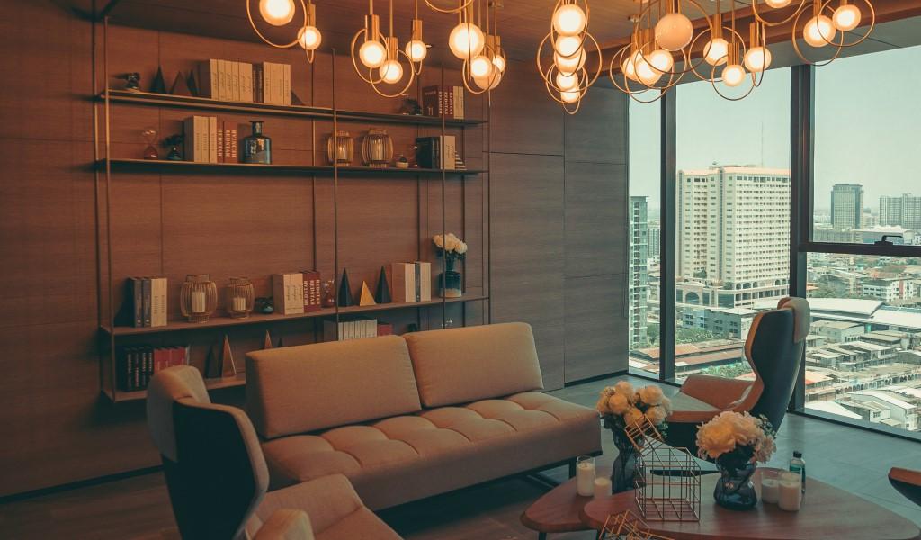 Ideas para iluminar el salón