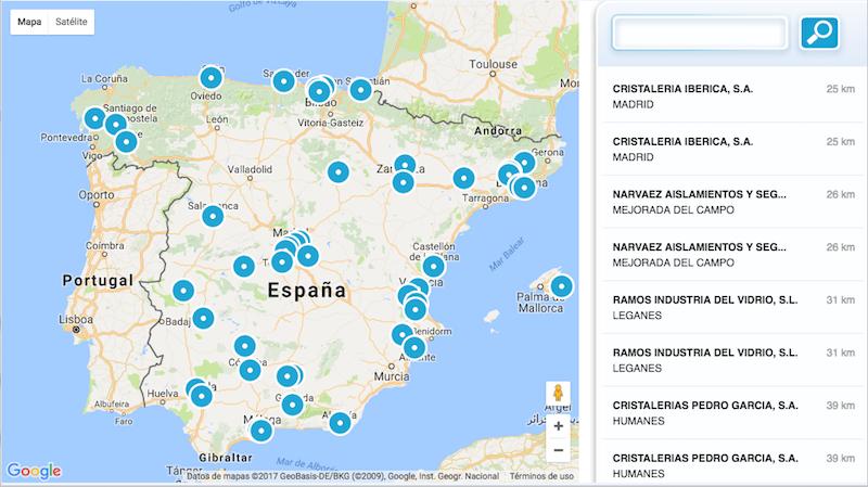 Instaladores Climalit España