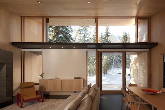 Ventanas de madera modernas y cl sicas el blog de climalit for Ventanas en madera para interiores