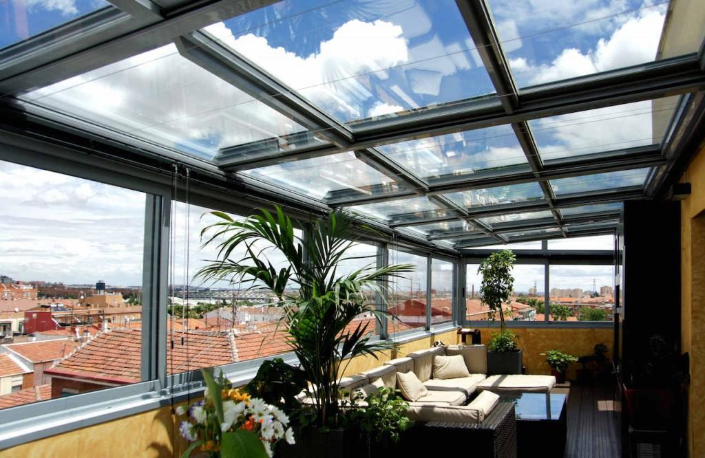 Cerramientos de ticos para inspirante climalit - Cerrar terraza atico ...