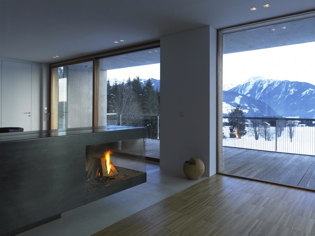 Tipos de puertas correderas de cristal climalit - Puerta terraza ...