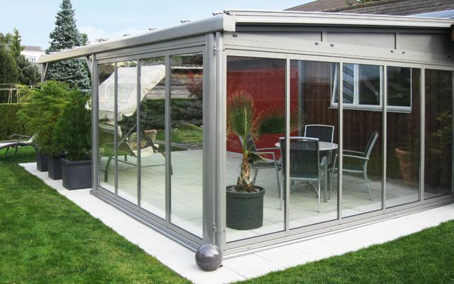 Tipos de puertas correderas de cristal climalit for Cerramientos en aluminio y vidrio