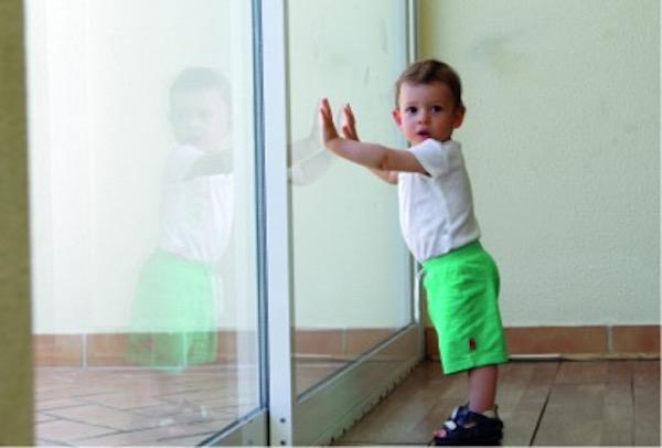 seguridad infantil en ventanas