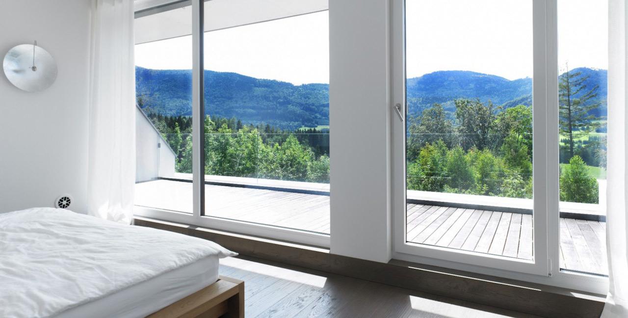 Cristales con aislamiento ac stico para ventanas climalit for Aislamiento acustico vidrio