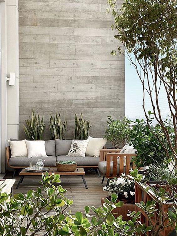 3 estilos de decoracin para terrazas acristaladas - Terrazas Acristaladas