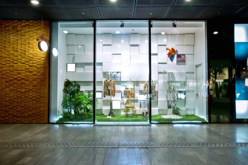 vidrio templado vitrinas